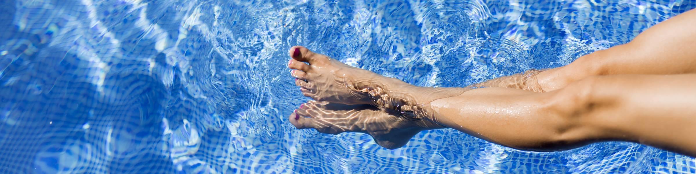 undichte stelle in schwimmbadfolie finden